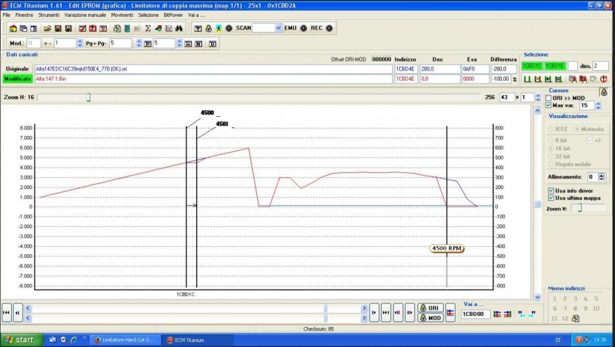 rev limiter edc16cp34 - Auto diesel - ETP Solutions