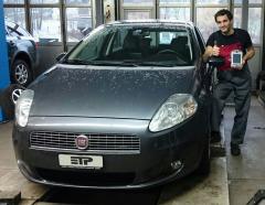 Fiat Grande Punto 1400 16V Tjet 120 Cv - Bosch Med 7.9.10