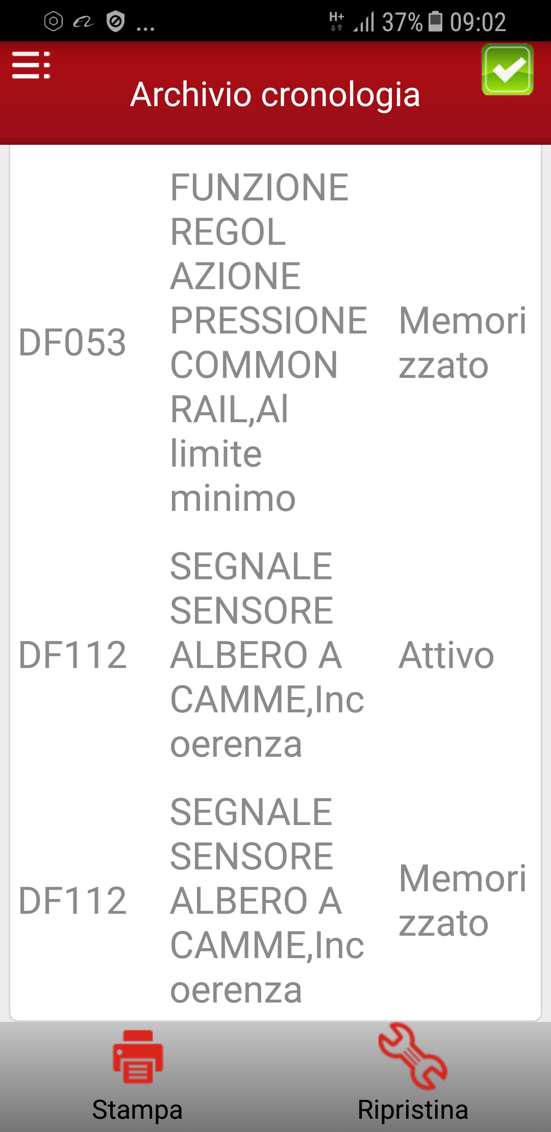 cose strane sulle delphy renault - Auto diesel - ETP Solutions