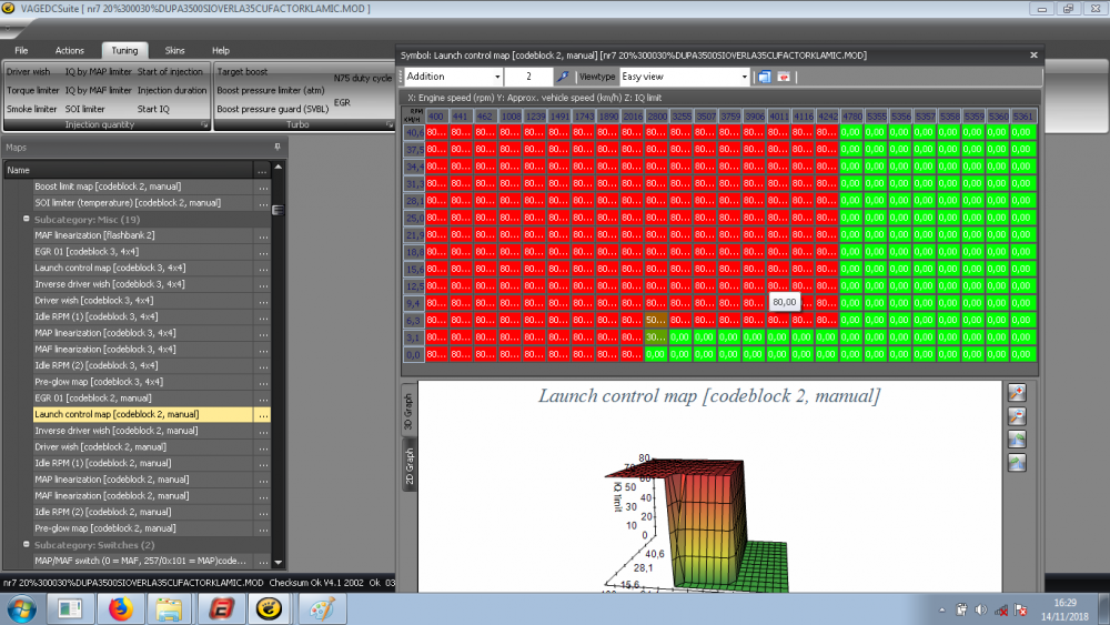 lauch control da 0 a 6.1 km a 2800 rpm +  rpm limitato a 4780.png